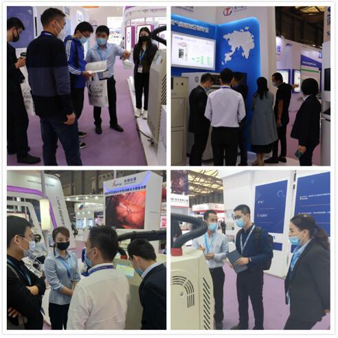 天瑞儀器精彩亮相第十八屆中國半導體博覽會