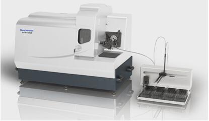 电感耦合等离子体质谱法仪器